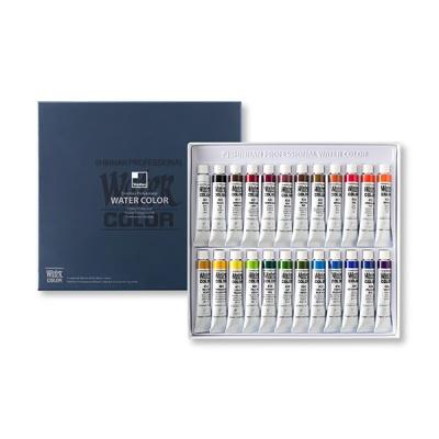 신한수채화 24색세트 (7.5ml*24색)