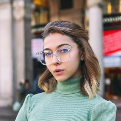 ISAAC RTG C3027 C3 남녀공용 청광차단 안경