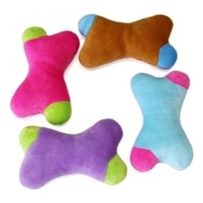 펫모닝 강아지 장난감 터그놀이 뼈다귀 인형 장난감