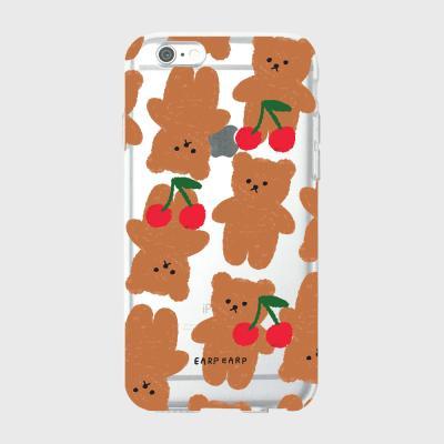 Dot cherry big bear(젤리)