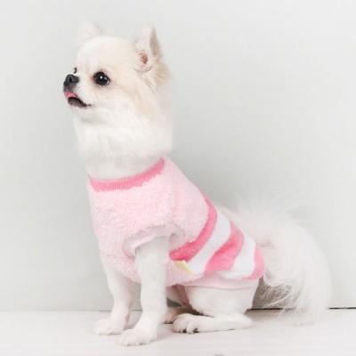 강아지겨울옷 아이스크림탱크톱