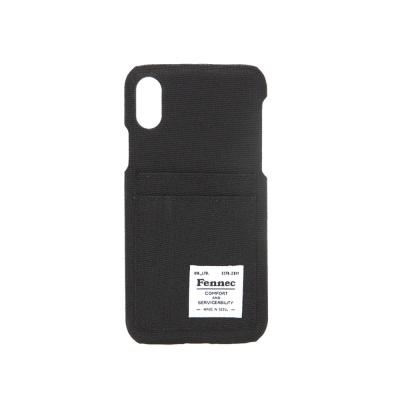 FENNEC C&S iPHONE X CASE - BLACK