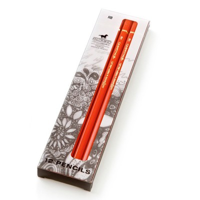 Palomino Graphite Orange Pencil