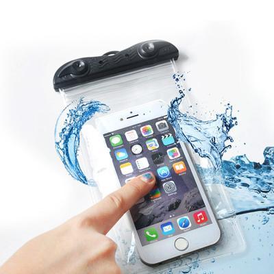 원터치 멀티 방수팩(스마트폰용)