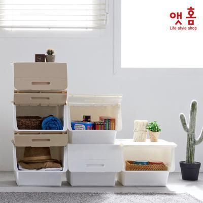 앳홈 폴드 잇 리빙박스 2p