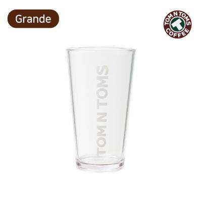 탐앤탐스 트라이탄 컵 (Grande)