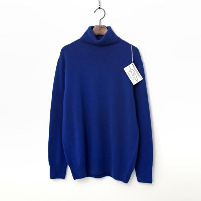 Laine Cashmere N Wool Coco Turtleneck Sweater