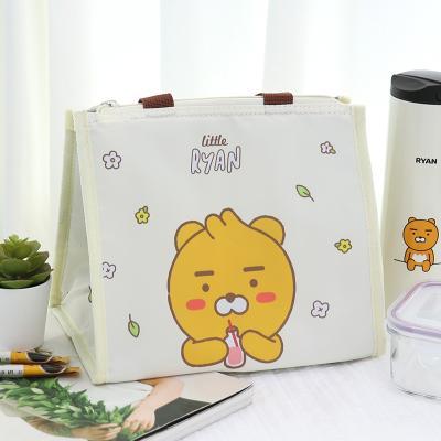 카카오프렌즈 리틀 보냉 가방 쿨러백 아이스백
