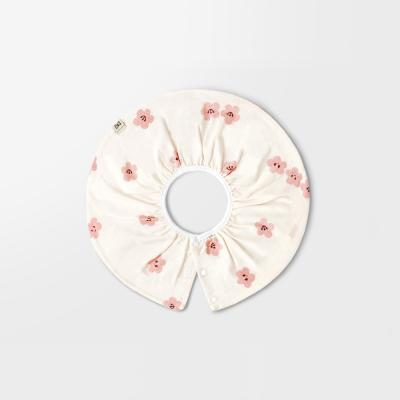 [메르베] 벚꽃 아기턱받이/침받이_여름용