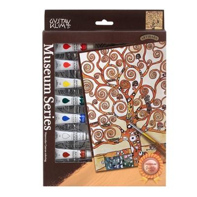 아티바바 뮤지엄시리즈 생명의나무 / 명화그리기 DIY