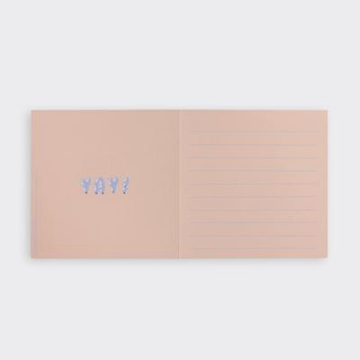 Cake Time Folding Card