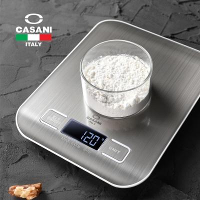 [까사니] 정밀 주방 전자저울 1Kg