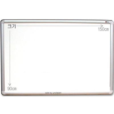 하얀칠판 900x1500 화이트보드 사무용 보드판 가정용