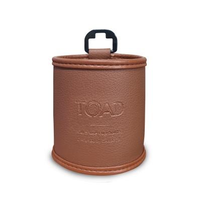 토드 가죽컵홀더 3가지잠금클립 SEBS안전소재