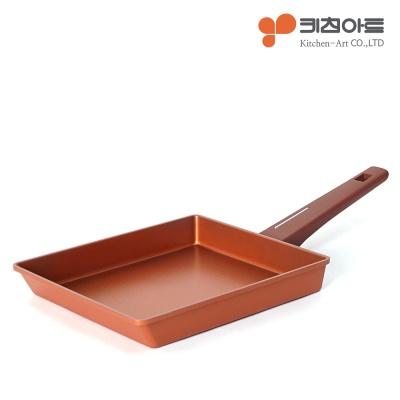키친아트 쏘렐 인덕션 와인 계란말이 사각후라이팬