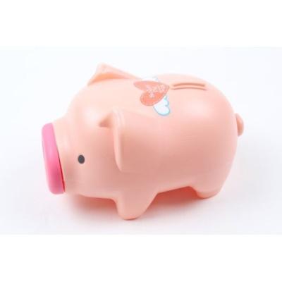 팬시 핑크 돼지저금통 특대 저금통 동전통 동전모으기