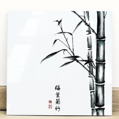 ts085-아크릴액자_대나무그림(중형)