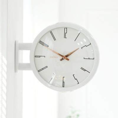 Morden Double Clock A7(WH)