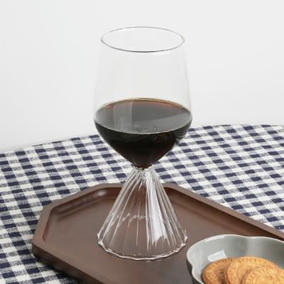 웨이블리 글라스 고블렛잔 와인잔 450ml