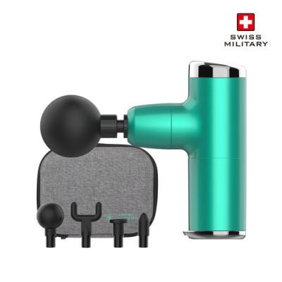 스위스밀리터리 BLDC임팩트 마사지건 SMA-MI20