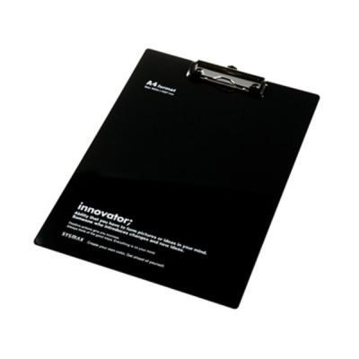 시스맥스 컬러 클립 보드 - 블랙