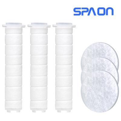 디클린 워터 전용[녹물 필터6개 (바디3+헤드3)]