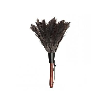 타조 깃털 브러쉬 스몰 30cm_Ostrich Feather Duster Small 30cm
