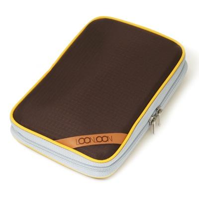 무료배송 - LOON LOON - 룬룬615 카카오(Cacao) 패딩 - 브라운