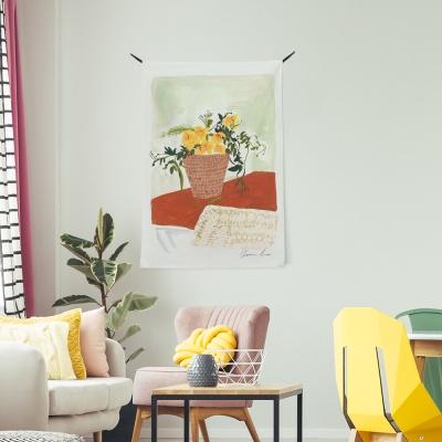 패브릭 포스터 / Flower 1