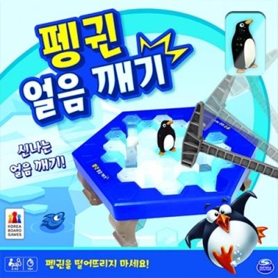 [코리아보드게임즈] 보드게임 펭귄 얼음깨기 372920