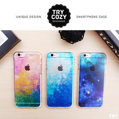[TryCozy]트라이코지 은하수 케이스-아이폰5/6/6S플러스