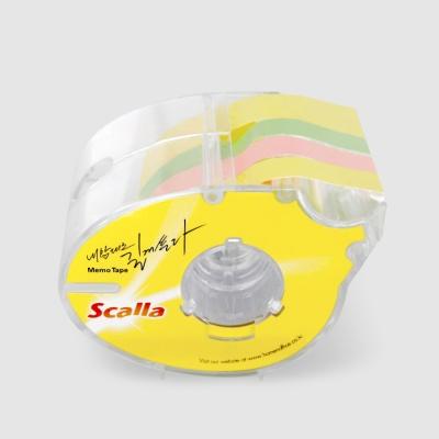 SCALLA  메모테이프 MT-10D