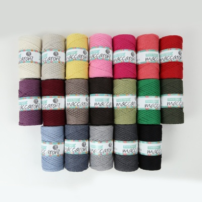 마카로니 코드얀 (Cord Yarn)