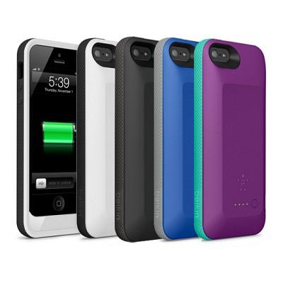 벨킨 아이폰5S/5 그립 파워 배터리팩 케이스 (F8W292qe} 2000mAh 휴대용배터리