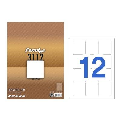 폼텍 물류관리용 라벨/LQ-3112