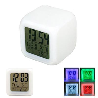 다기능(온도계알람외) 무드등 만능 디지털시계131HS