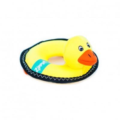 지피포우즈 스티치 튜브장난감 -오리 (강아지장난감)