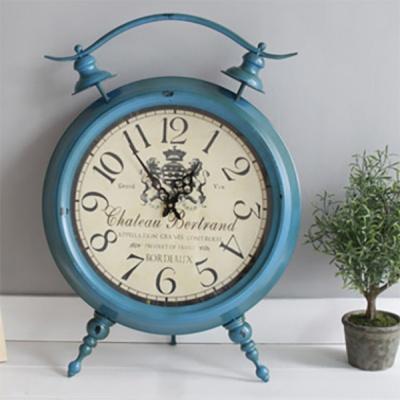 빈티지 자명종 인테리어 시계