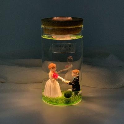 [피움디움]마리모 LED 무드등 - 사랑고백 피규어