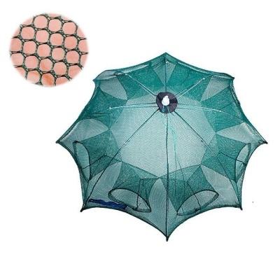 우산형 원터치 8구 통발(약91cm) 접이식 간편