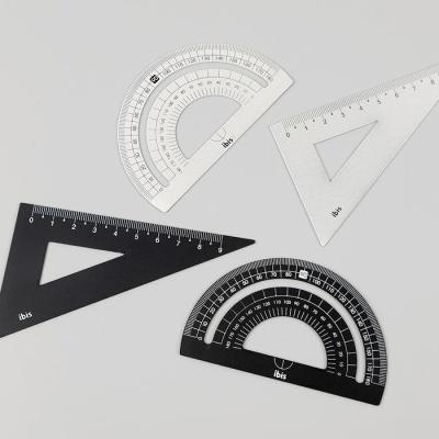 3500 스틸삼각자각도기세트(SP)