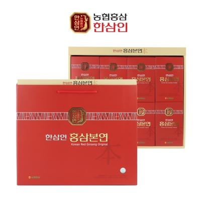 한삼인 홍삼본연 50ml X40포