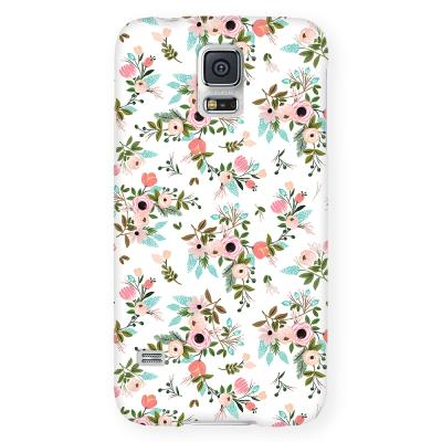 [테마케이스] Floral Garden 1 (갤럭시S5)