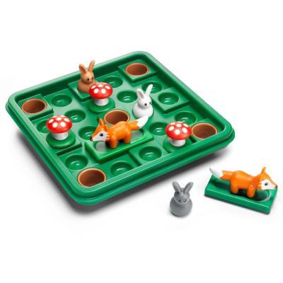 맥킨더에듀 보드게임 스마트 리핑 토끼 퍼즐