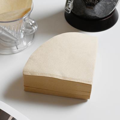 커피 여과지 콘 필터 3-4인 100매