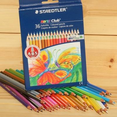 36색 색연필..스테들러 Noris Club 144 ND36
