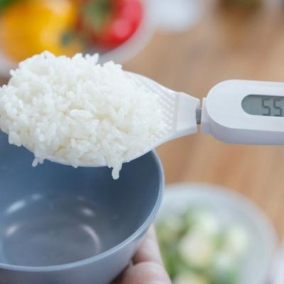 [드레텍] 다이어트 칼로리 주걱 저울