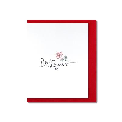 010-SG-0126 / 고맙습니다 미니 카드
