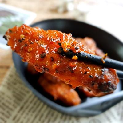 국내산 닭날개 매콤불맛윙 1+1 [1팩 300g]