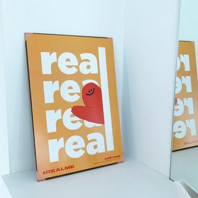 [KEEERI x BFMA] EVERYTHING 포스터 A4,A3 - REALME